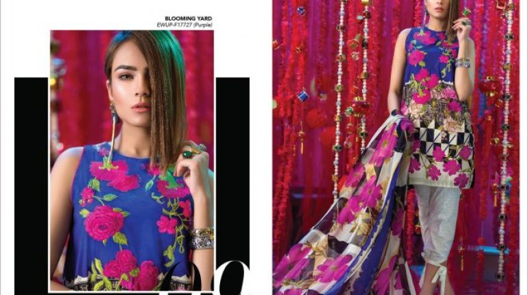 3a6d8edca8 Ethnic by Outfitters Eid Festive 2017 Collection - Style.Pk