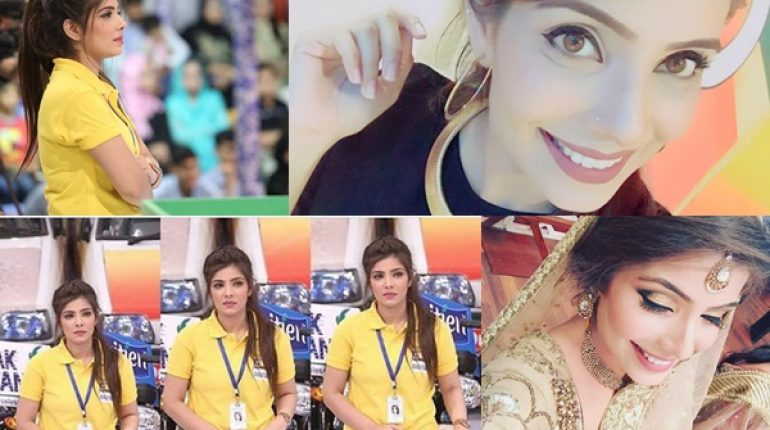 See Fabiha Sherazi from Jeeto Pakistan has taken the internet by Storm