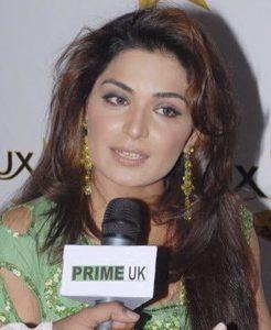 Meera doing comedy telefilm