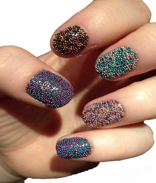 Trendy Nail Art Designs