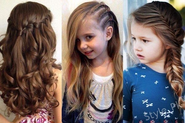 See Latest Hairstyles for Kids