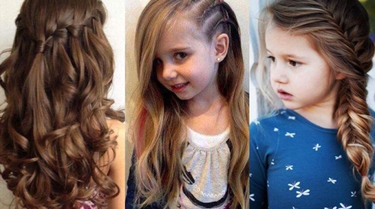 Latest Hairstyles for Kids: Kids Hairstyle Goals 2017
