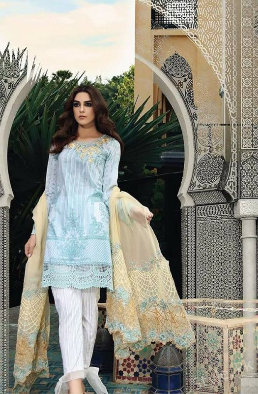 See Maria B Eid Collection 2017