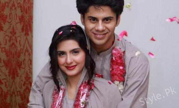 See Maryam Fatima and Haris Waheed got Married