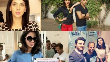 See Saba Qamar's Pictures from her biopic Baaghi on Qandeel Baloch