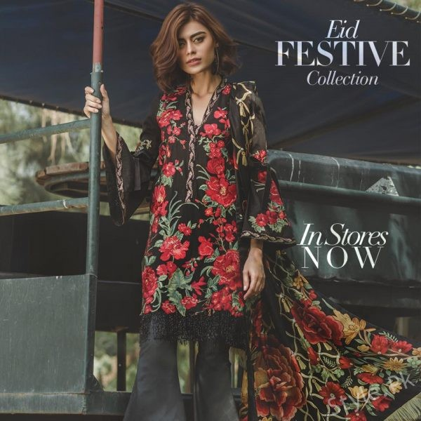 See Sapphire Eid Festive Collection 2017