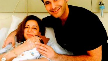 See Sarwat Gilani and Fahad Mirza are blessed with Second Son