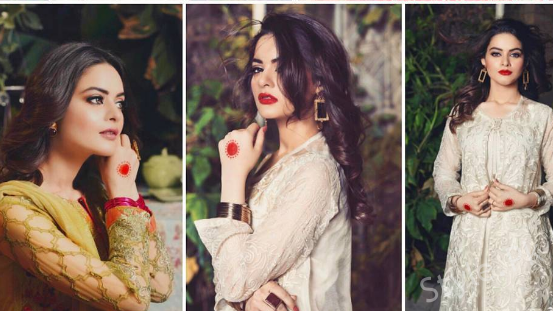 Minal Khan Dazzles In Latest Photo Shoot