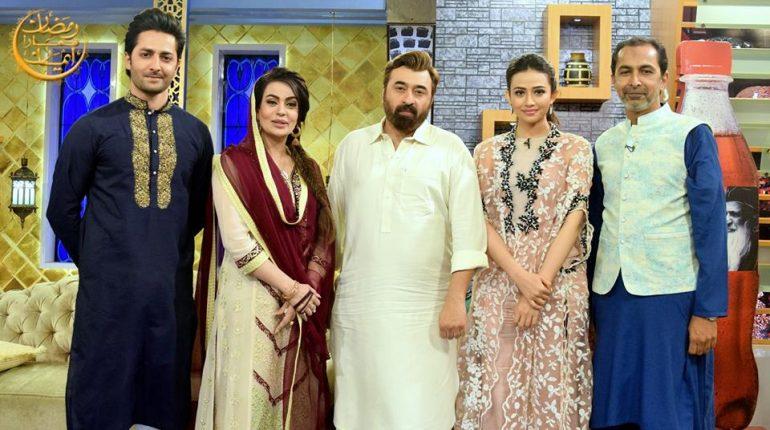 See Team Mehrunisa V Lub U on Aaj TV