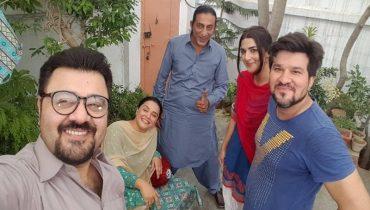 Ahmed Ali Butt New Comedy Telefilm Coming On Eid