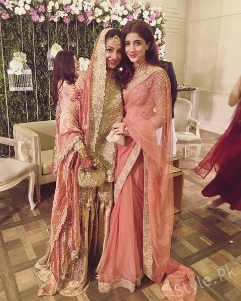 Mawra Hocane At Her Best Friend S Wedding Style Pk