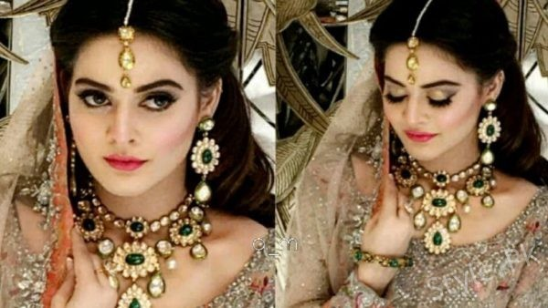 Minal Khan Dazzles In Latest Photoshoot
