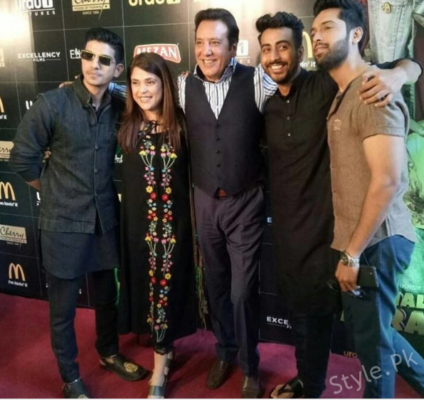 Pakistan Showbiz, Lollywood Upcoming Movie 'Na Maloom Afraad 2' Trailer Launch