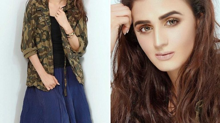 See Hira Mani's Latest Photoshoot gives us Major Hairstyle Goals