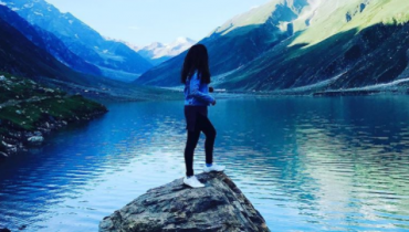 see Beautiful Pictures Of Yumna Zaidi On Her Vacations!