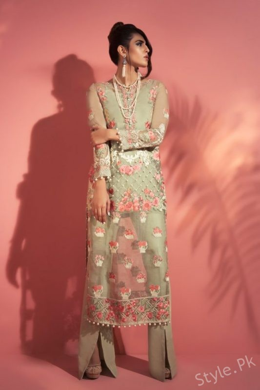 Elan Luxury Pret Fancy Collection 2017
