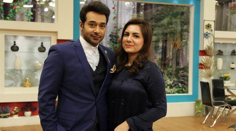 see Faysal Qureshi Does Not Hesitate To Take Money From His Wife!