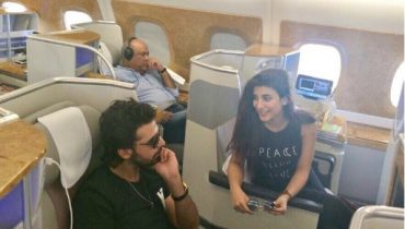 See Farhan Saeed and Urwa Hocane flew to Mauritius