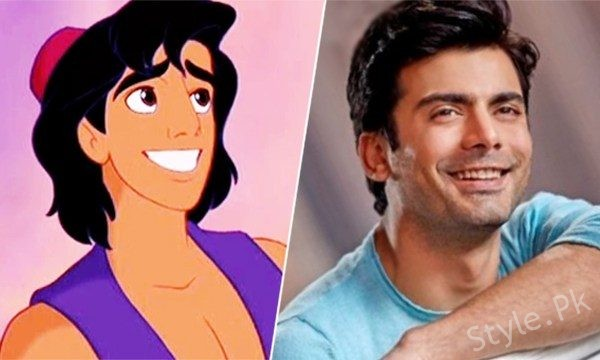 see Fawad Khan the New Face Of Aladdin (1)s