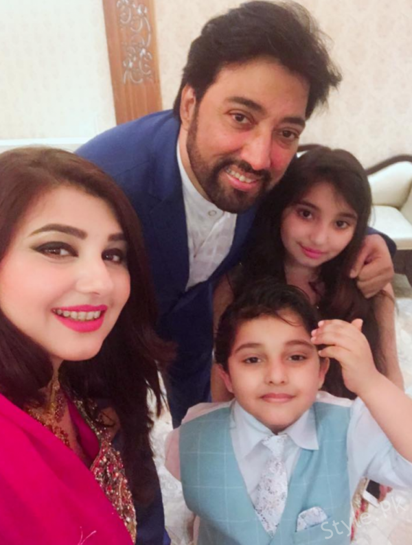 see Joint Wedding Ceremony Of Javeria Saud's Brother & Sister!