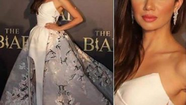See Mahira Khan Wins two Awards at BIAF 2017