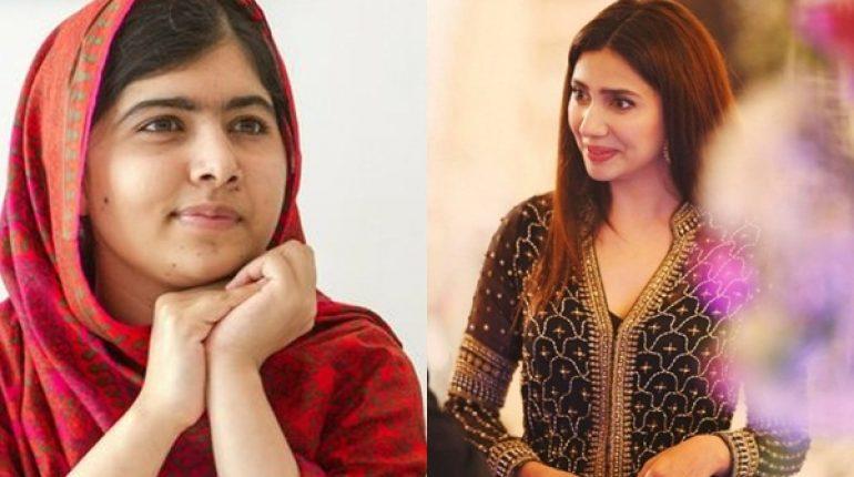 See Mahira Khan's Sweetest Wish on Malala's 20th Birthday