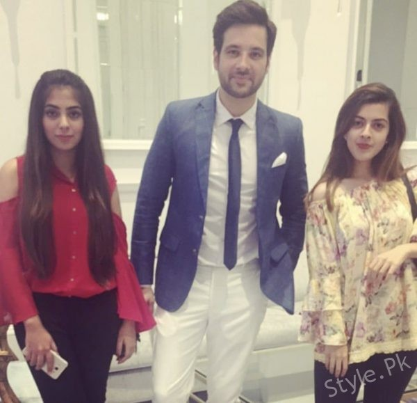 see Mikaal Zulfiqar The Host Of The Launch Event Of Samsung QLED TV