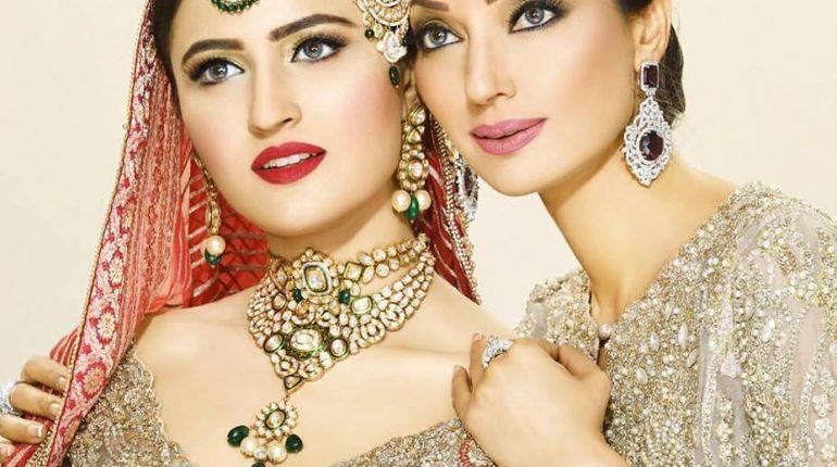 See Natasha Hussain's daughter Tanya Hussain's Bridal Photoshoot