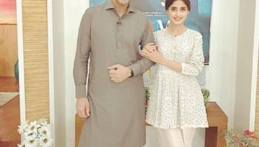 See Sajal Ali and Adnan Siddiqui in Jago Pakistan Jago