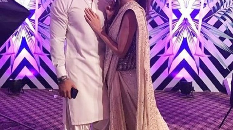 See Syra Shahroz and Shahroz Sabzwari at a Mehndi Last Night