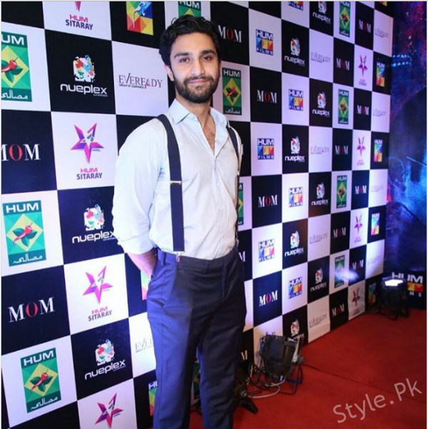 It Was Celebrity Galore At Mom Premiere In Karachi Last Evening