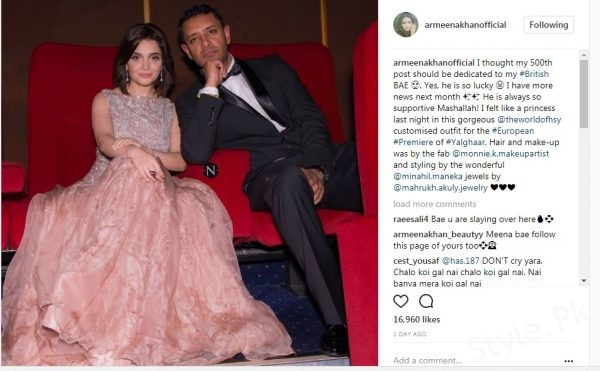 See Armeena Khan is about to Announce her Relationship Next Month