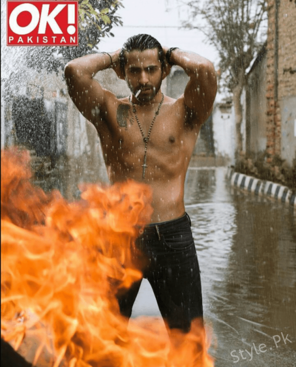 see Shehryar Munawar Is Getting Fierce!