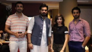Promotions Of Project Ghazi Reaches Atrium And Neuplex Cinemas In Karachi