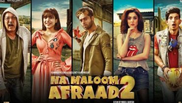 see Teaser Of Song, Kaif-O-Saroor From 'Na Maloom Afraad 2' Is Out!