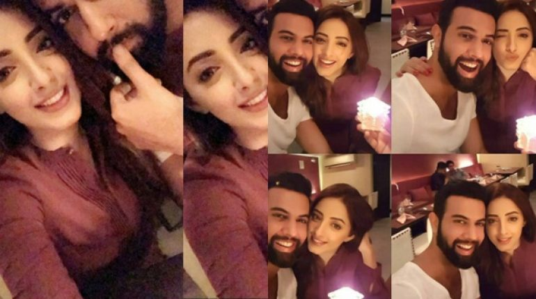 See Sanam Chauhdry and Noor Hassan's Love for each other