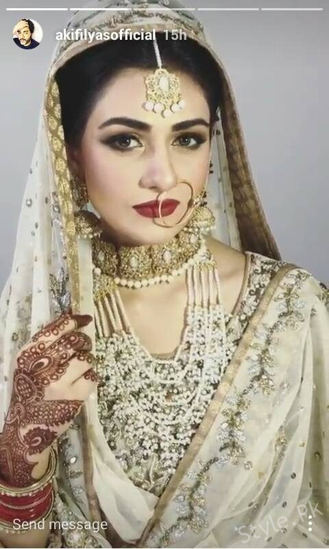 Lollywood Super Star Sarah Khan Latest Shoot