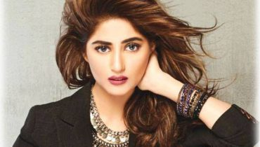 Sajal Ali Dances The Night Away