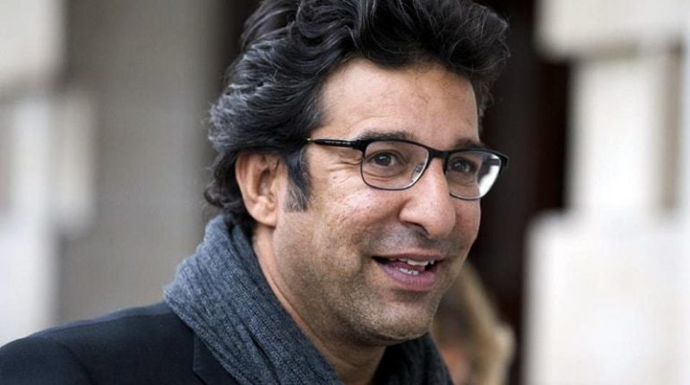see Proof That Wasim Akram Is A Fitness Pro!