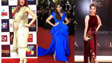 See 10 Times When Celebrities' Shoes stole the show on Red Carpet