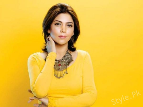 Happy Birthday Hadiqa Kiani