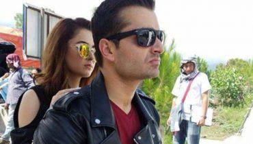 Hamza Ali Abbasi Shaved For Hania Amir In Parwaaz Hai Junoon