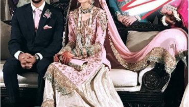See Arij Fatyma Walima Arj Fatyma Reception Pictures