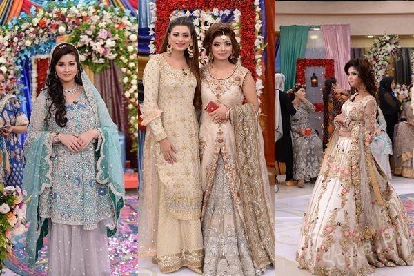 Pakistani Wedding Dresses Online 81 Cute