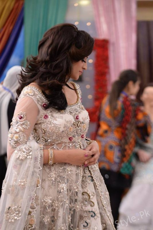 Beautiful Pakistani Bridal Walima Dresses
