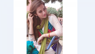 see Sana Javed on the Sets of Her Upcoming Drama Serial!