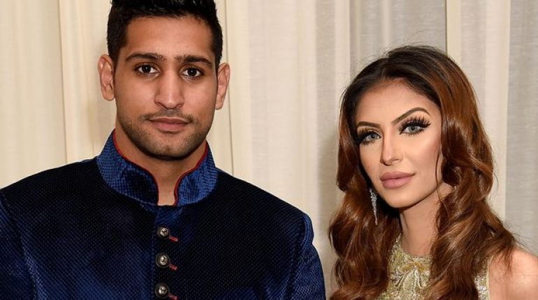 See Boxer Amir Khan and Faryal Makhdom Decided to Separate!