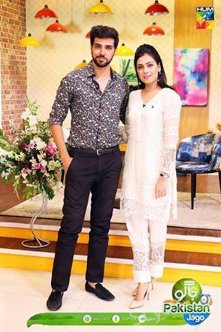 See Furqan Qureshi and Sabrina Naqvi in Jago Pakistan Jago
