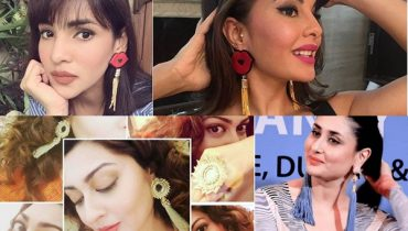 See Handmade Earrings for Eid ul Azha 2017