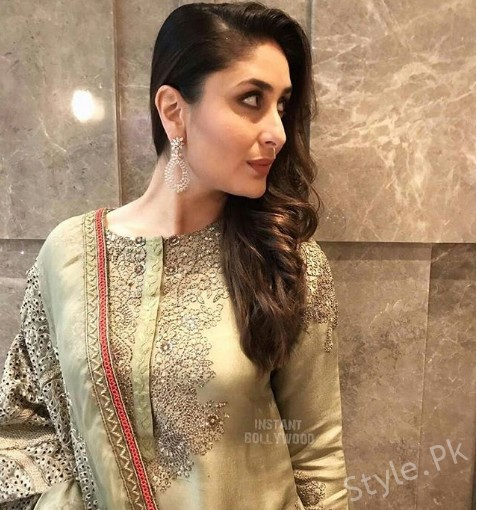 See Kareena Kapoor is back into Shape